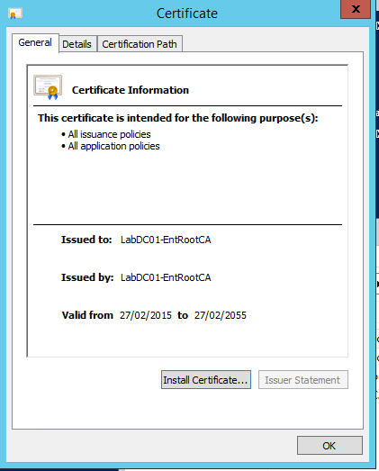 Vmware adventures in clouds page 2 step 3 creating a vcac specific web enrollment template yadclub Image collections