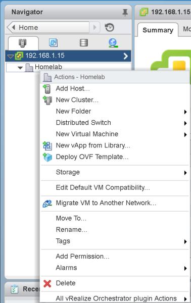 vSphere / Lab For Beginners: Part 2 – Installing
